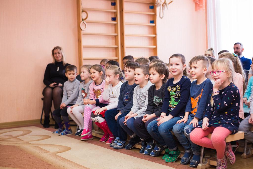 День дорожной безопасности в детском саду